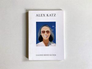 Alex Katz, Katalog, 1998