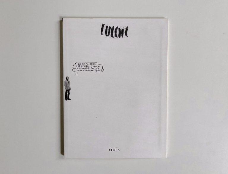 Enzo Cucchi, Katalog, 1993