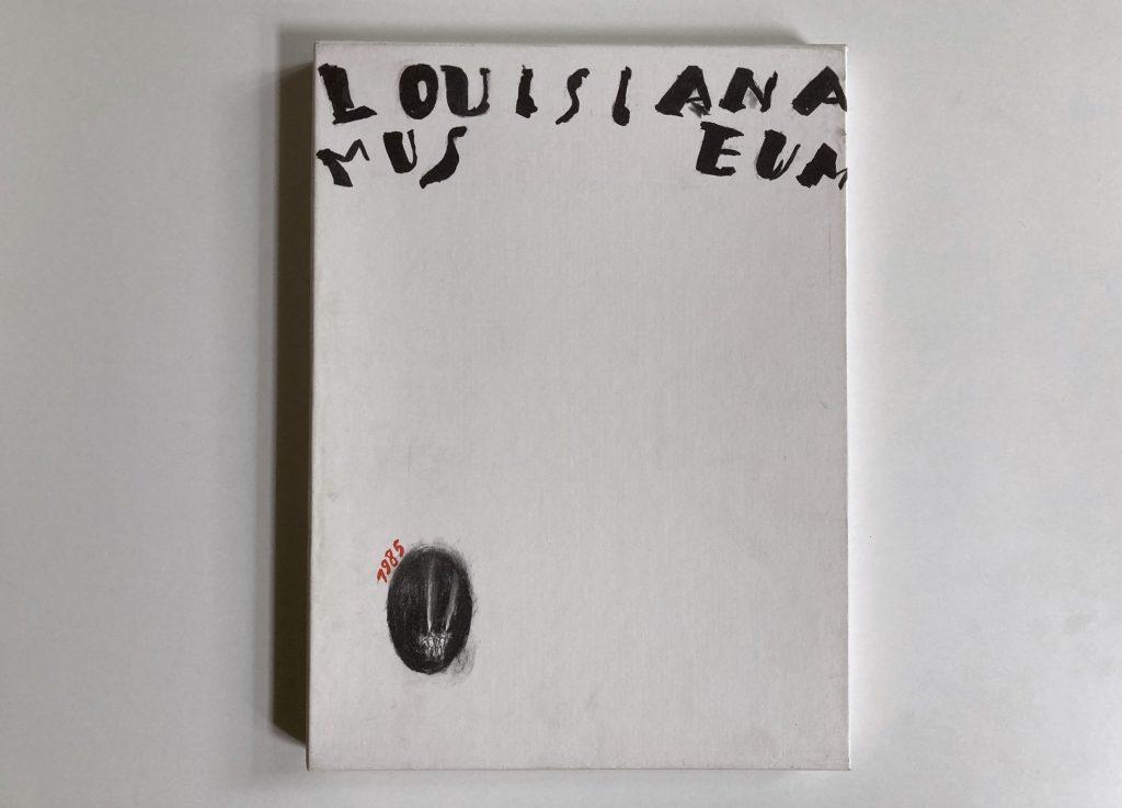 Enzo Cucchi, Katalog, 1985
