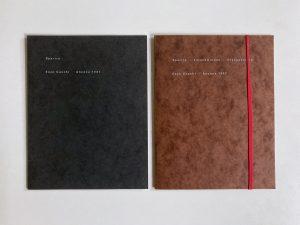 Enzo Cucchi, Katalog, 1987