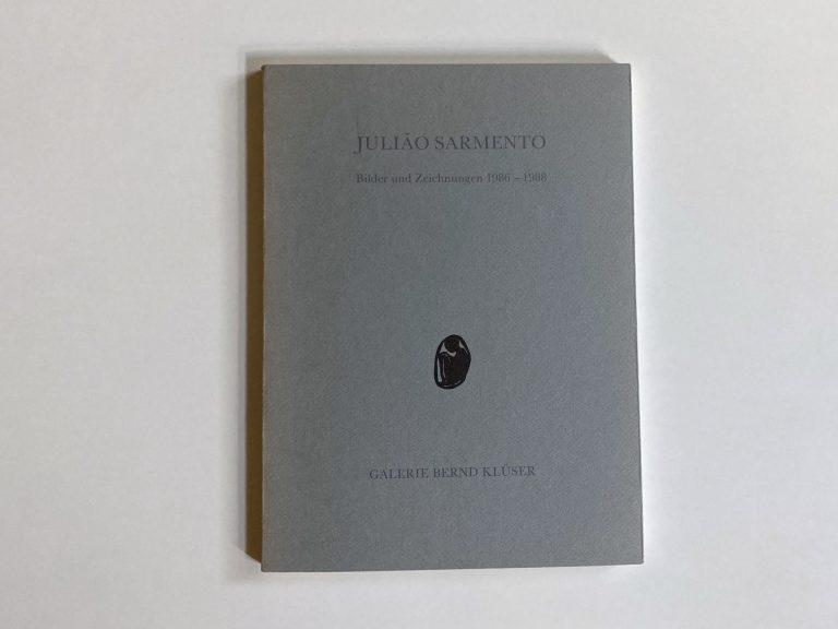 Julia Sarmento, catalogue, 1988
