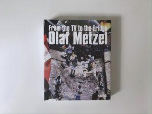 Olaf Metzel, katalog, 2015